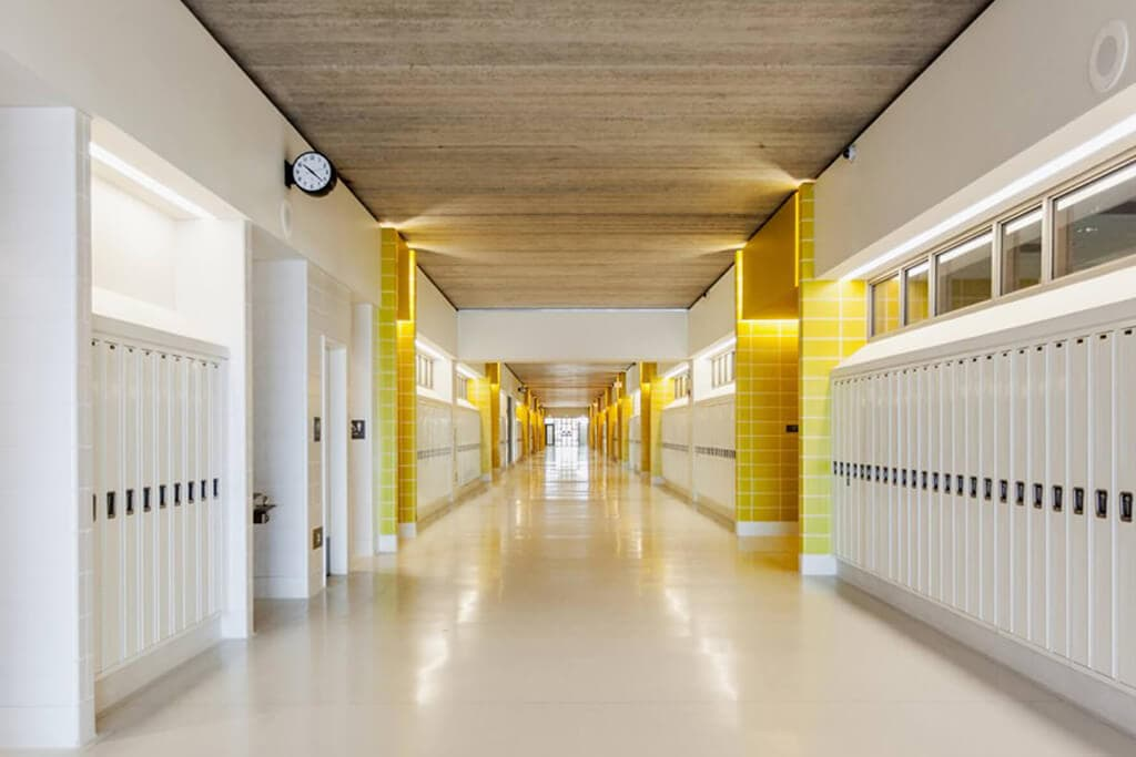 school cleaning companies